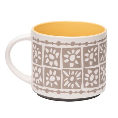 Pop of Color Mug | Free Flowers
