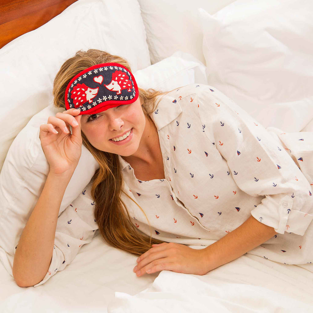 Good Sleep Eye Mask | Hedgehog