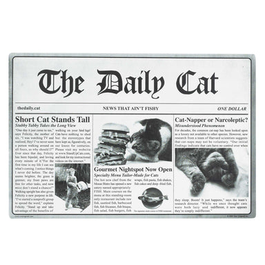 Pet Placemat | The Daily Cat