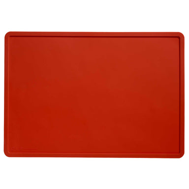 Silicone Placemat | Rich Red