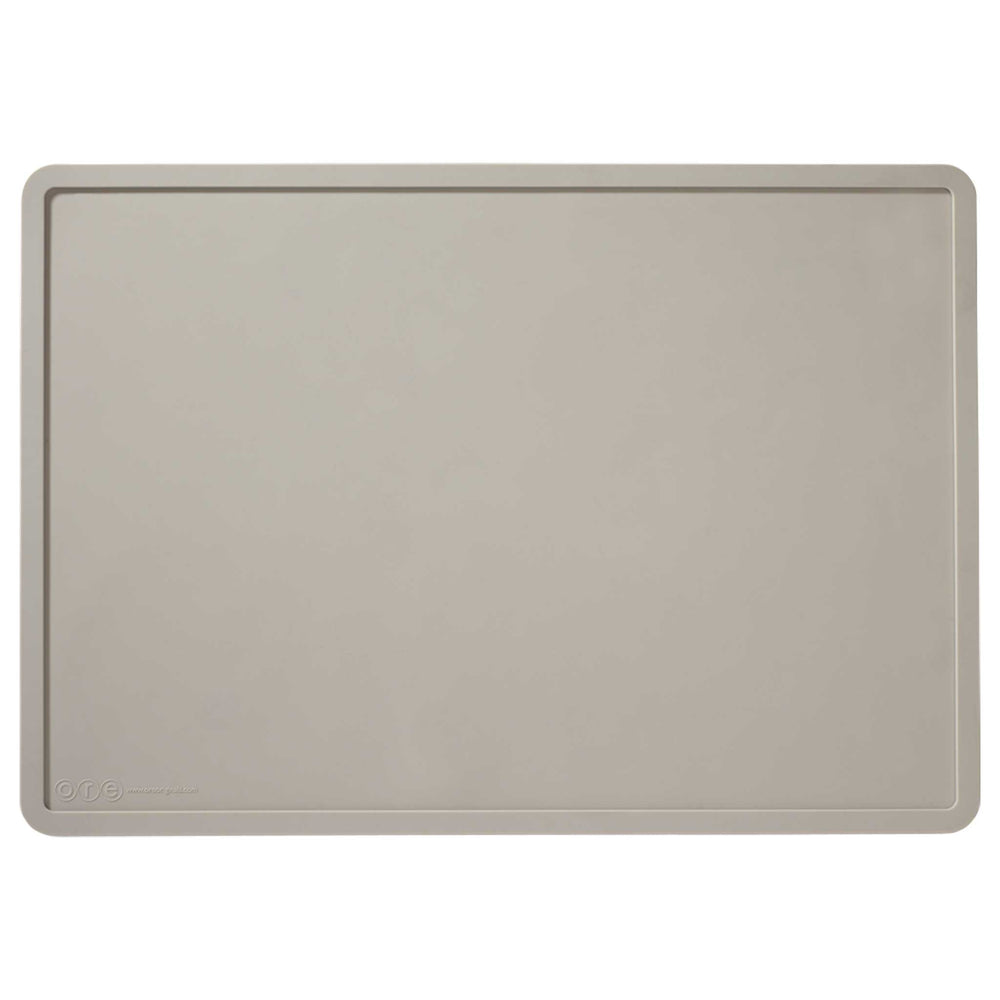 Silicone Placemat | Light Gray