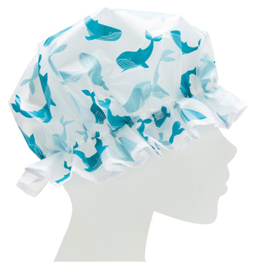 Shower Cap | Whale