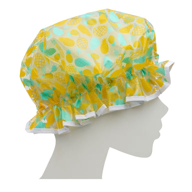 Shower Cap | Pineapple