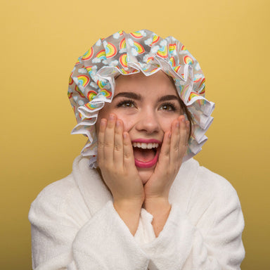 Shower Cap | Rainbow