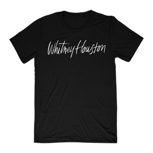 Limited Edition Song Title Tee in Black