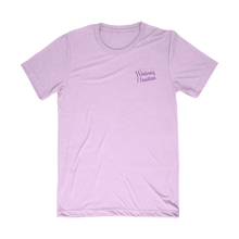 "Load image into Gallery viewer, Limited Edition ""First Tour"" Lavender Tee"