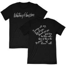 Load image into Gallery viewer, Limited Edition Song Title Tee in Black
