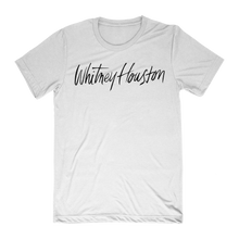 Load image into Gallery viewer, Limited Edition Song Title Tee in White