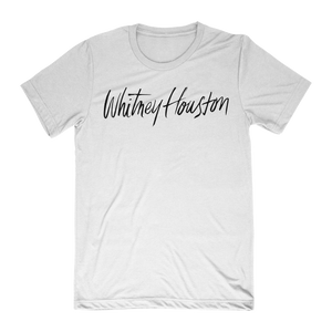 Limited Edition Song Title Tee in White