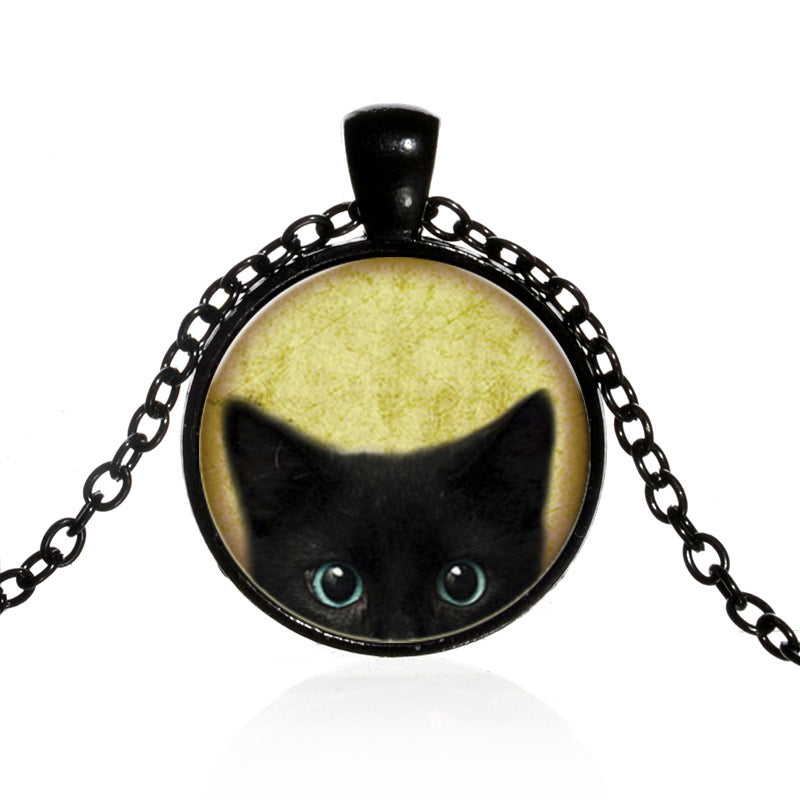 Fashion Cat Necklace