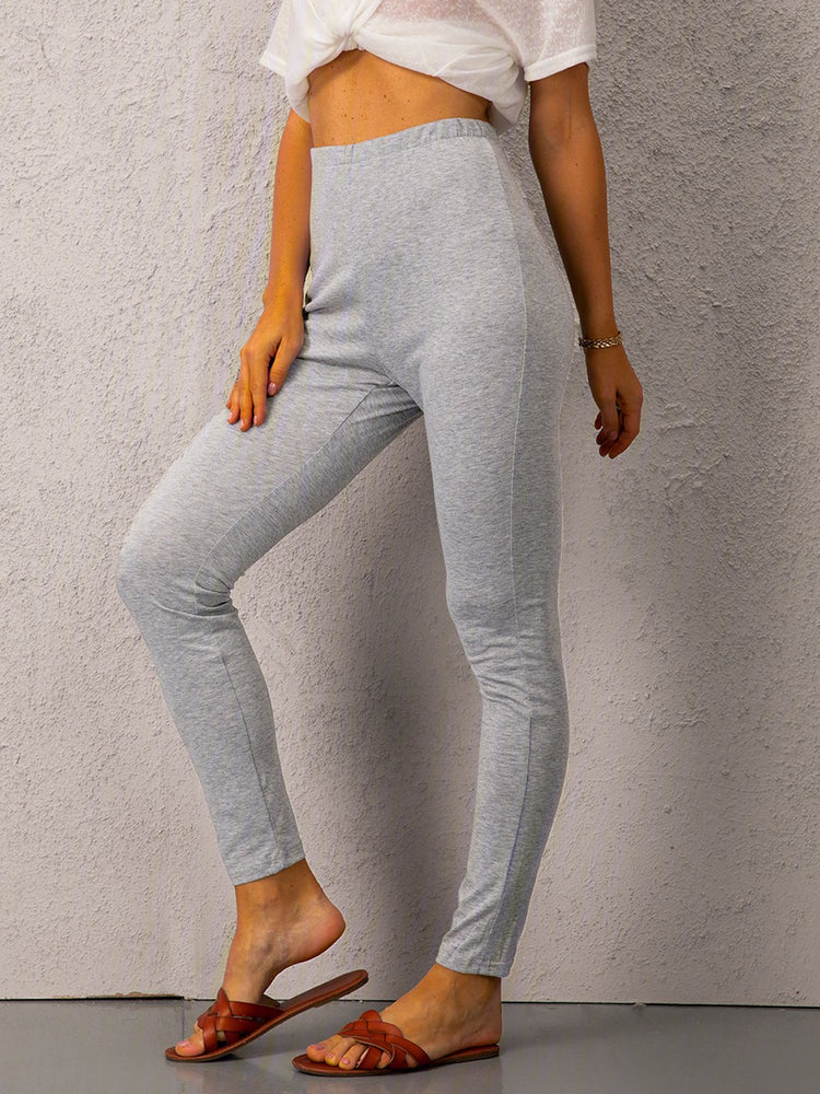 Plus size thick warm leggings  Casual Cotton Pants
