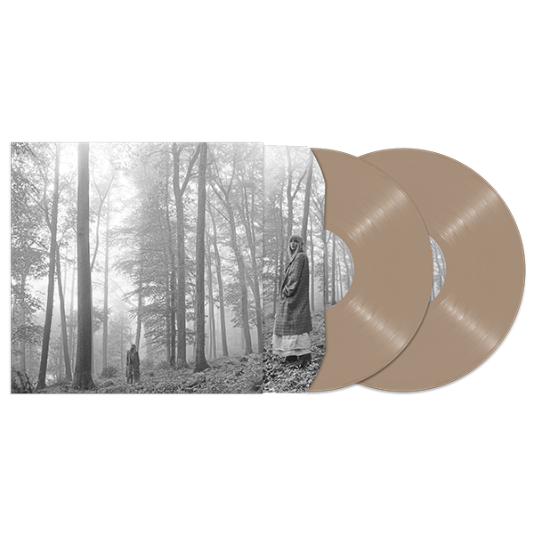 "1. the ""in the trees"" edition deluxe vinyl + digital standard album"