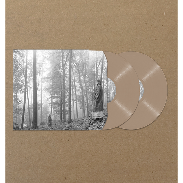 "1. the ""in the trees""  double vinyle édition deluxe"
