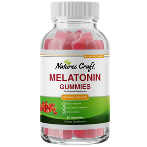 Melatonin 5mg Natural Sleep Aid