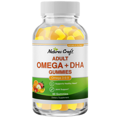 Load image into Gallery viewer, Product image adult omega+dha gummies.