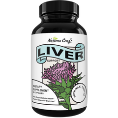Load image into Gallery viewer, Liver Supplements with Milk Thistle - 90ct