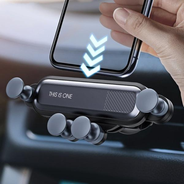 Gravity Car Phone Holder - Gadgets Essential