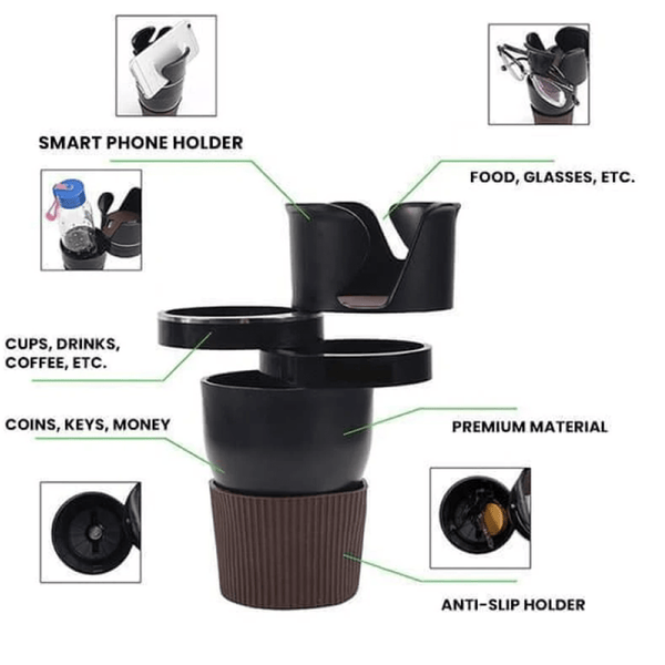 Car Cup Holder - Gadgets Essential