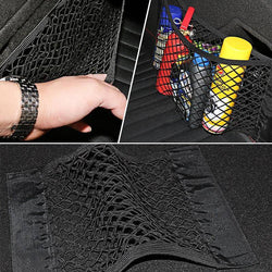Universal Elastic Mesh - Car Trunk Storage Bag