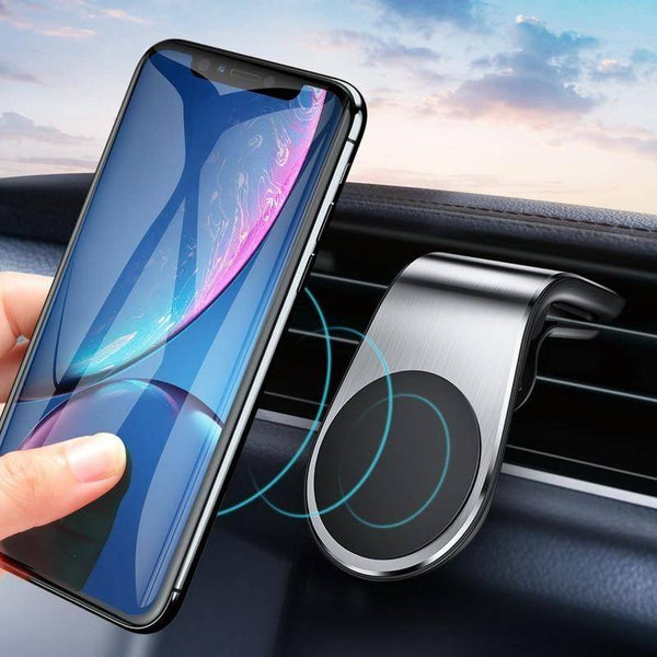 MAGNETIC CAR PHONE HOLDER CLIP