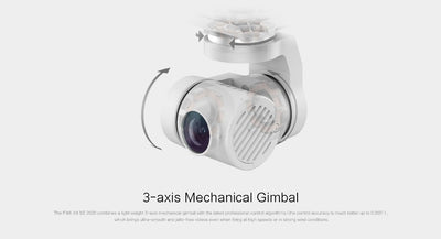 3-axis Gimbal 4K Camera GPS RC Drone
