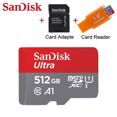 400 GB SanDisk A1 Memory Card