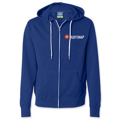 Independent Trading Company Hoodie (Blue)