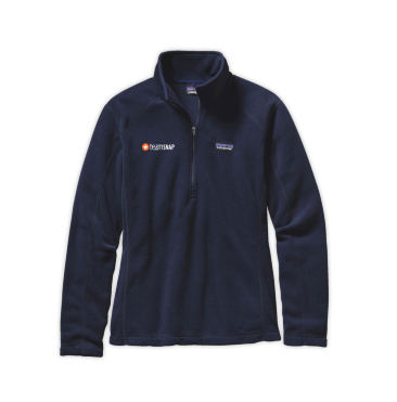 Women's Patagonia® Fleece Pullover