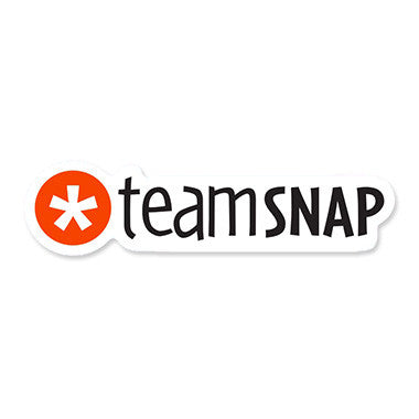 TeamSnap Die-Cut Sticker