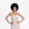 Black Curly Afro Wig Human Hair Wigs for Black Women