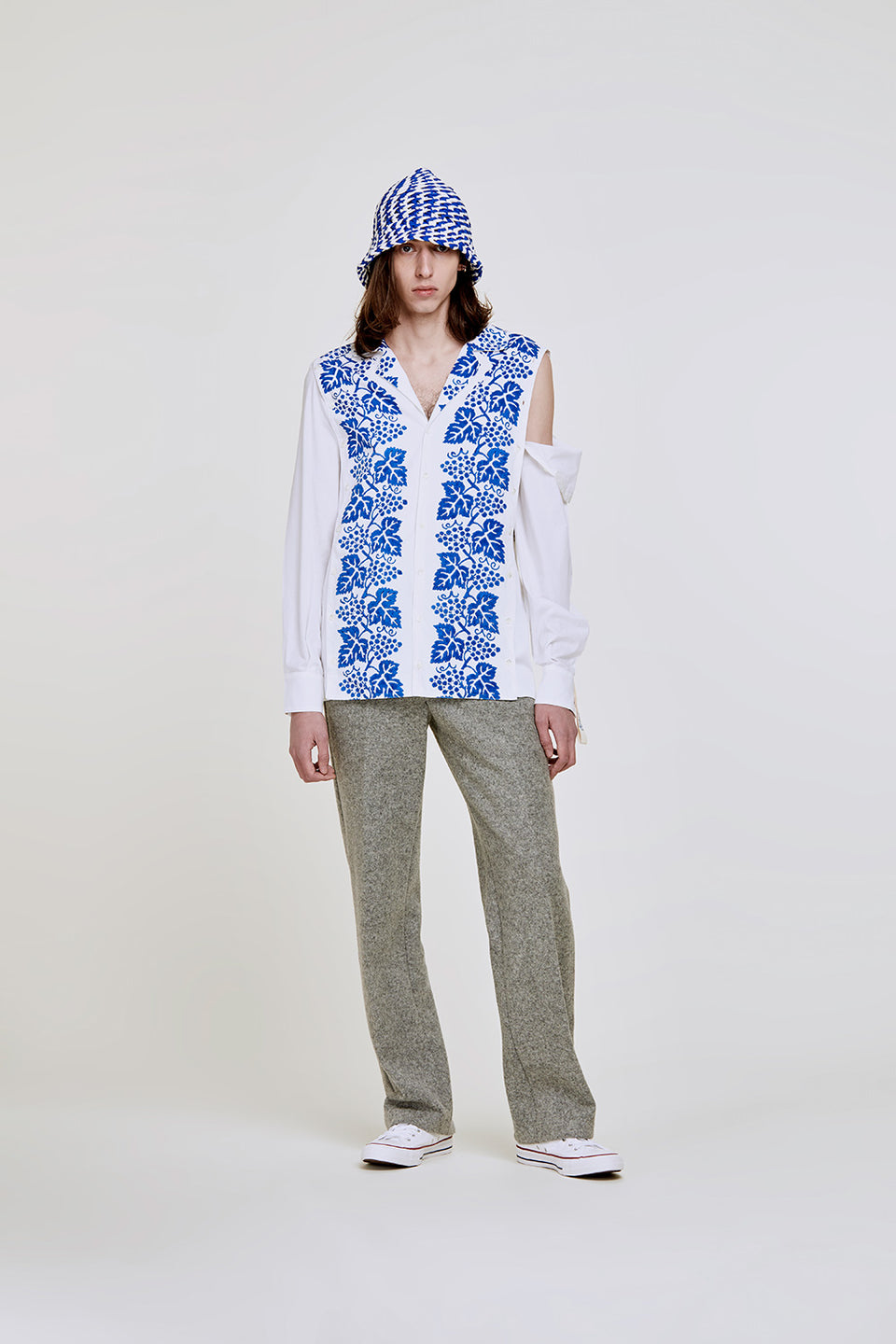 La Romagnola Multi-Botton Shirt
