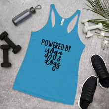 Load image into Gallery viewer, Yoga & Dogs Womens Tank