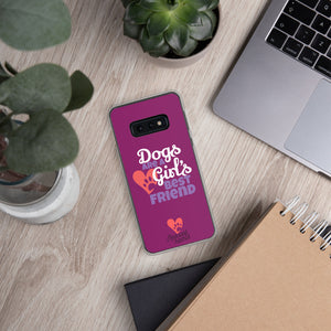 Girls Best Friend Samsung Case