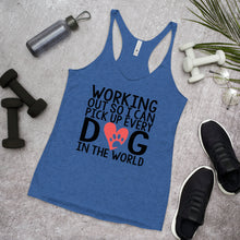 Load image into Gallery viewer, Pick Up Every Dog Womens Tank