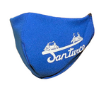 Santurce Face Mask for Men and Womens Royal Blue