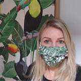JUNGLE face mask
