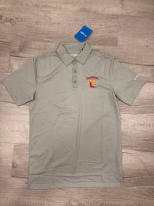 Columbia Omni-Wick Heathered Sunday Polo