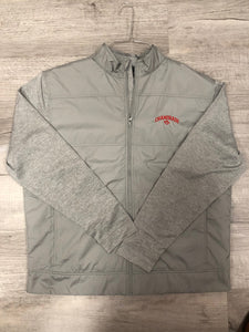 Cutter & Buck Women's Stealth Full Zip - Grey