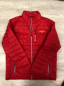 Cutter & Buck Men's Rainier Jacket - Red