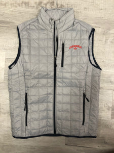 Cutter & Buck Men's Rainier Vest - Grey