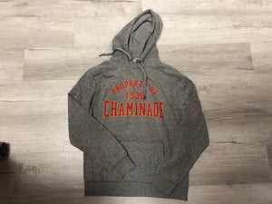 "Legacy ""Property of Chaminade"" Hoodie - Grey"