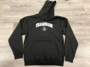 Heavyweight Hoodie - Dark Heather