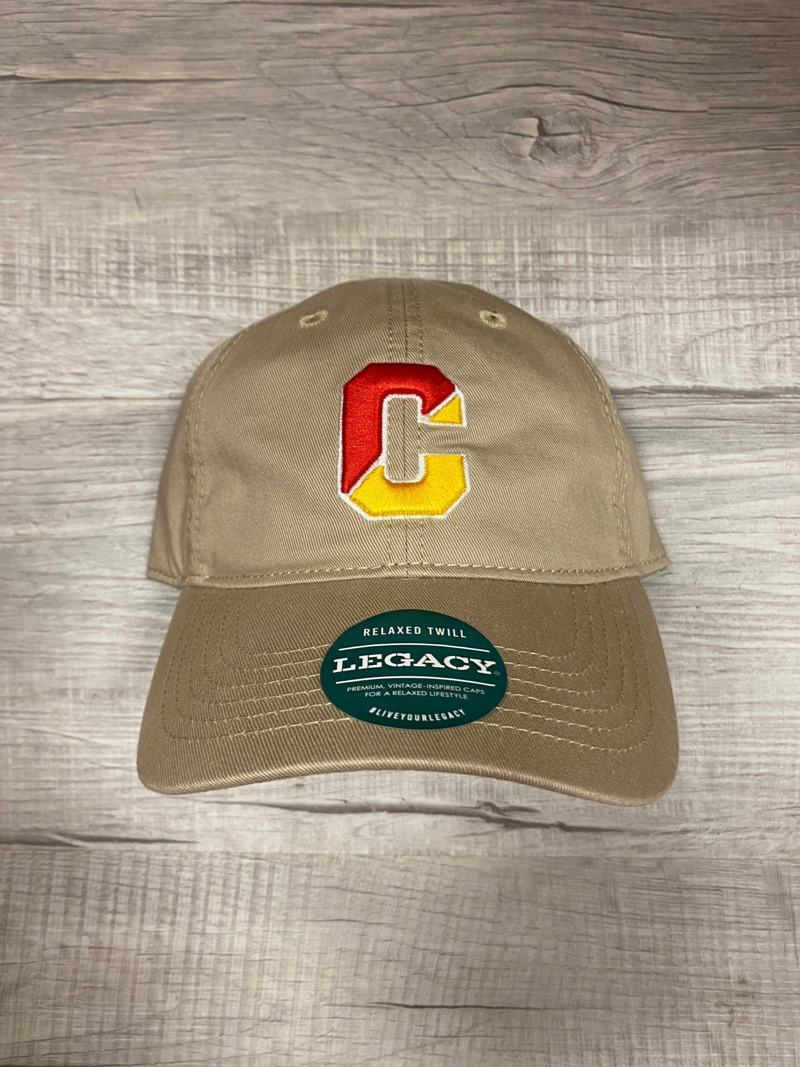 Legacy Khaki Relaxed Twill Hat