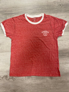 Legacy Women's Red Collegiate Tee