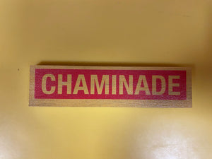 Magnetic Wooden Sign