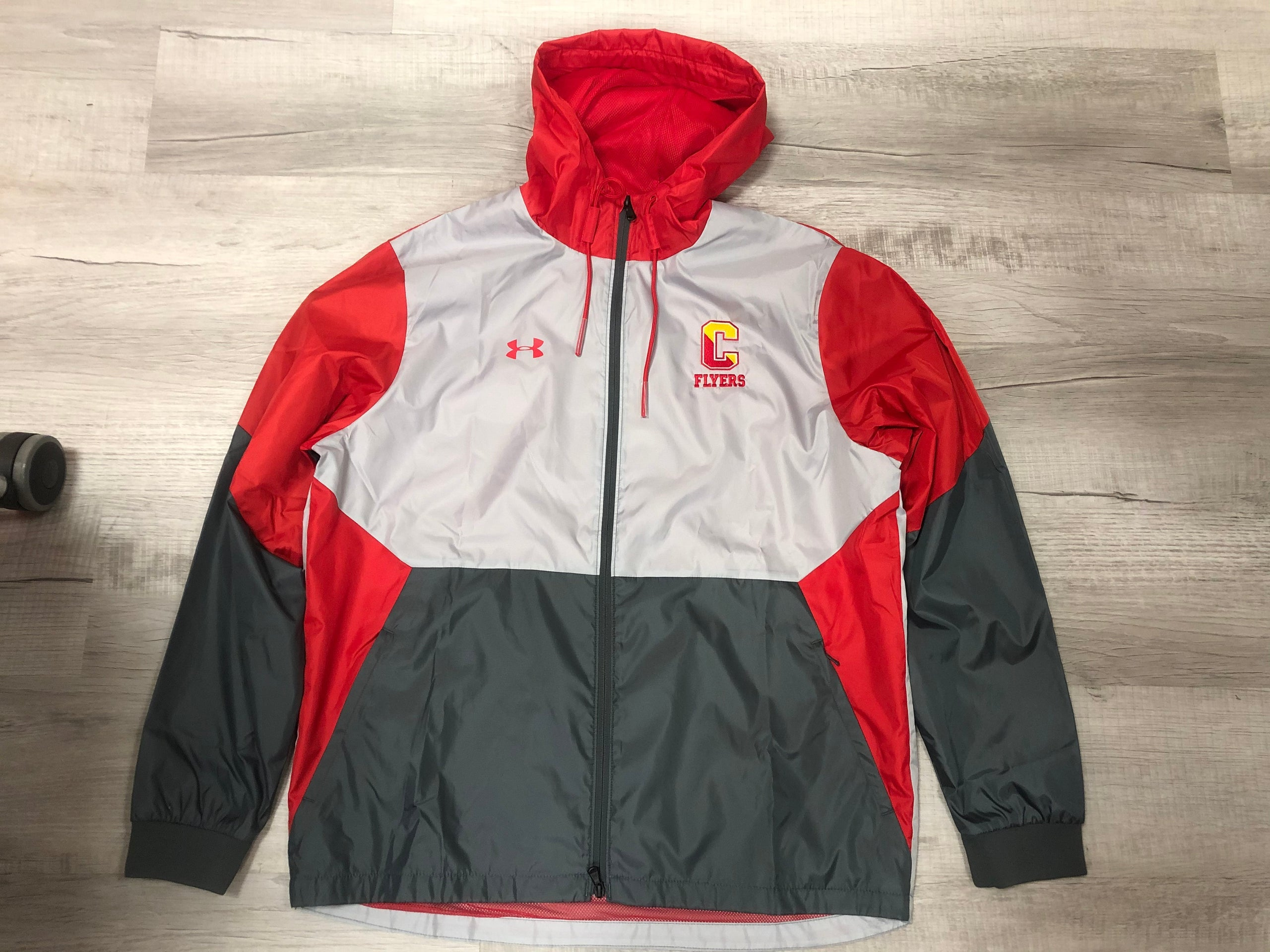 Under Armour Men's Team Legacy Windbreaker