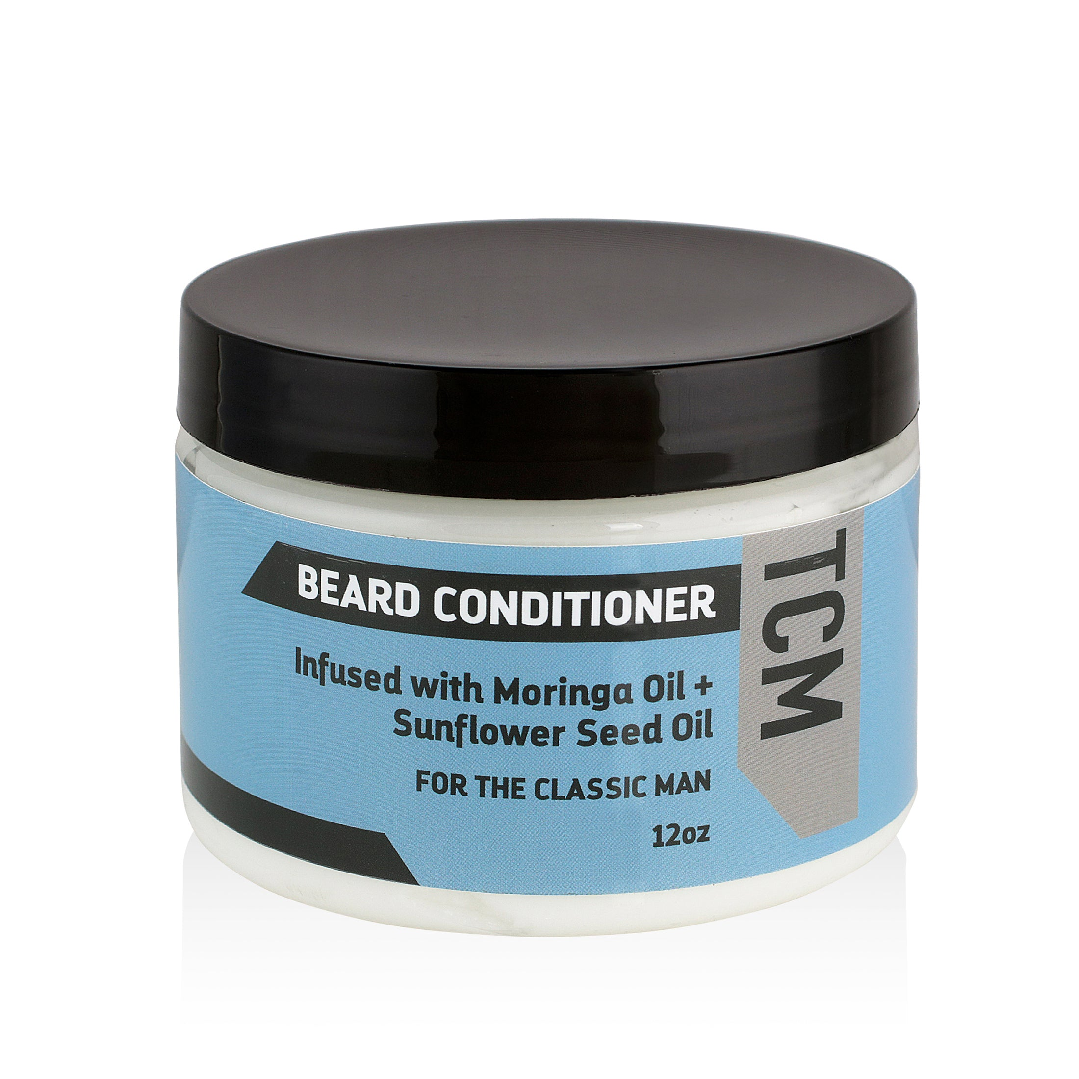 TCM Beard Conditioner 12oz - 2 Pack