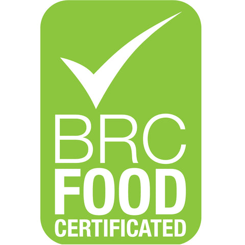 BRC GRADE A FOOD CERTIFICATED