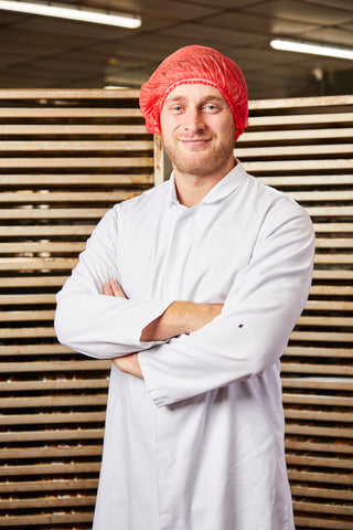 A picture of our Bakery Manager