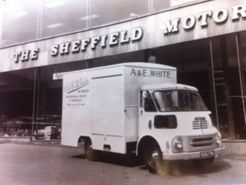 Transport that White's Bakery used to use
